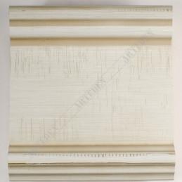 INK6202.581 70x30 - drewniana kremowa rama do obrazów i luster sample1