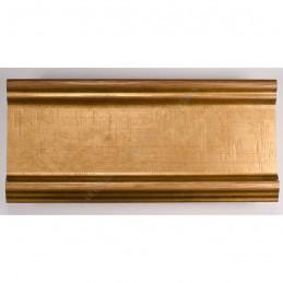 INK6202.740 70x30 - drewniana złota rama do obrazów i luster sample1