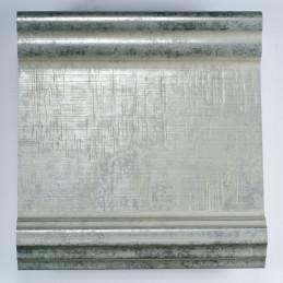 INK6203.650 105x37 - srebrna matowa rama do dużych obrazów i luster sample1