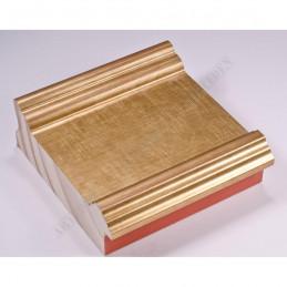 INK6203.740 105x37 - złota rama do dużych obrazów i luster sample
