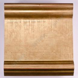 INK6203.740 105x37 - złota rama do dużych obrazów i luster sample1