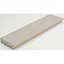 INK7017.541 70x17 - drewniana beżowa rama do obrazów i luster sample