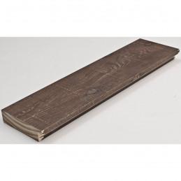 INK7017.543 70x17 - drewniana brązowa rama do obrazów i luster sample