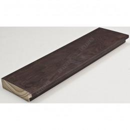INK7017.546 70x17 - drewniana ciemno brązowa rama do obrazów i luster sample