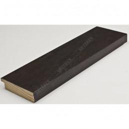INK7017.548 70x17 - drewniana wenge rama do obrazów i luster