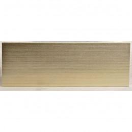INK7017.667 70x17 - drewniana srebrna rama do obrazów i luster sample1