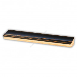 INK7501.471 45x21 - drewniana ciemny orzech rama do obrazów i luster sample1