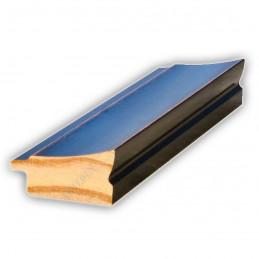 INK7501.471 45x21 - drewniana ciemny orzech rama do obrazów i luster sample