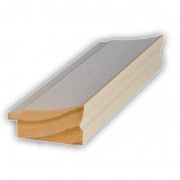 INK7501.481 45x21 - drewniana biała rama do obrazów i luster sample1