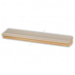INK7501.481 45x21 - drewniana biała rama do obrazów i luster sample