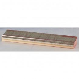 INK7501.647 45x21 - drewniana srebrna rama do obrazów i luster sample1