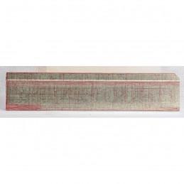 INK7501.647 45x21 - drewniana srebrna rama do obrazów i luster sample2