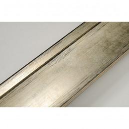 INK7501.673 45x21 - drewniana złota szampańska rama do obrazów i luster