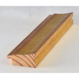 INK7501.747 45x21 - drewniana złota rama do obrazów i luster sample1