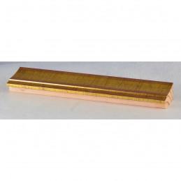 INK7501.747 45x21 - drewniana złota rama do obrazów i luster sample