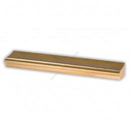 INK7501.753 45x21 - drewniana złota rama do obrazów i luster sample