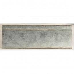 INK7502.653 70x30 - drewniana srebrna rama do obrazów i luster sample2