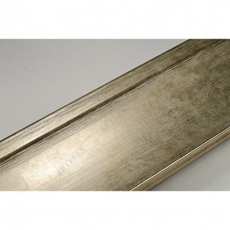 INK7502.673 70x30 - złota szampańska rama do obrazów i luster