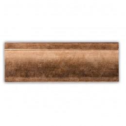 INK7502.773 70x30 - drewniana brąz metaliczna rama do obrazów i luster sample2