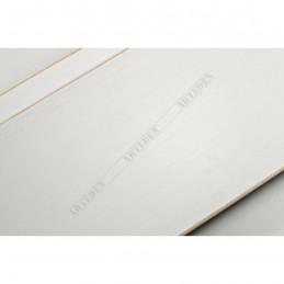 INK7503.481 110x38 - biała rama do dużych obrazów i luster