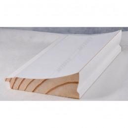 INK7503.481 110x38 - biała rama do dużych obrazów i luster sample