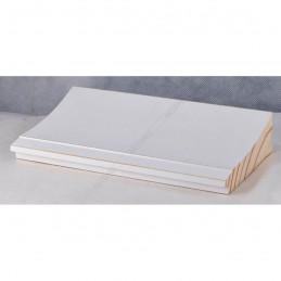INK7503.481 110x38 - biała rama do dużych obrazów i luster sample1