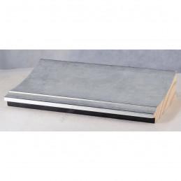 INK7503.653 110x38 - srebrna rama do dużych obrazów i luster sample1