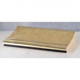 INK7503.673 110x38 - złota szampańska rama do dużych obrazów i luster sample1
