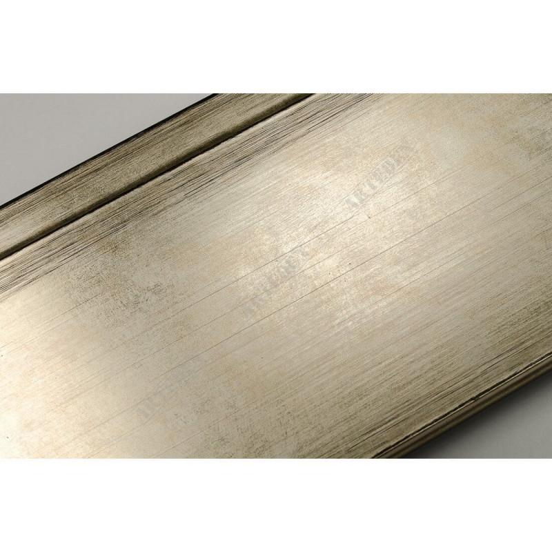 INK7503.673 110x38 - złota szampańska rama do dużych obrazów i luster