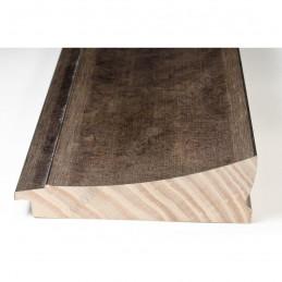 INK7503.773 110x38 - brąz metaliczna rama do dużych obrazów i luster sample