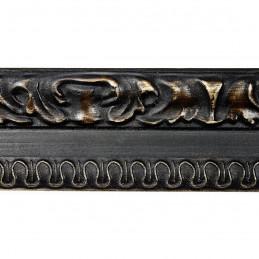 INK7531.570 45x25 - drewniana wenge rama do obrazów i luster sample1