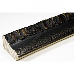 INK7531.570 45x25 - drewniana wenge rama do obrazów i luster sample