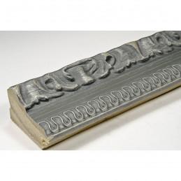 INK7531.573 45x25 - drewniana szara rama do obrazów i luster sample