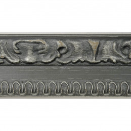 INK7531.573 45x25 - drewniana szara rama do obrazów i luster sample1