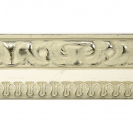 INK7531.686 45x25 - drewniana perłowa dekor rama do obrazów i luster sample1