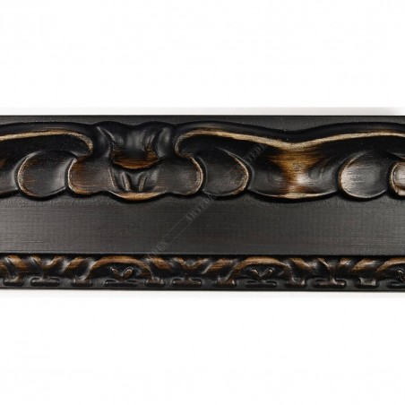INK7532.570 70x35 - drewniana wenge rama do obrazów i luster sample1