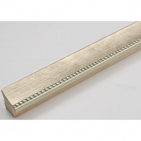 INK7560.640 23x23 - wąska blade złoto rama do zdjęć i luster sample