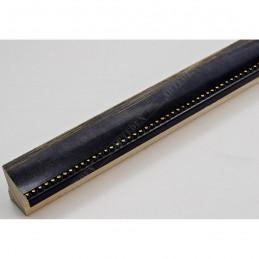 INK7560.771 23x23 - wąska czerń rama do zdjęć i luster sample