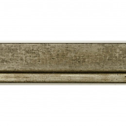 INK7901.973 22x22 - wąska marmurkowa szarość rama do zdjęć i luster sample1