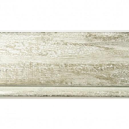 INK7902.986 43x27 - drewniana popękana szarość rama do obrazów i luster sample1