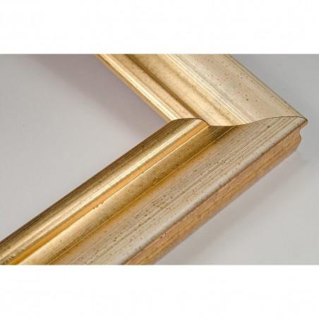 LMF616.131.1032/OroAvorio 43x24 - złota rama przecierana