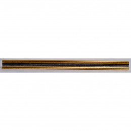 PLA272/136 15x18 - mała złota-granat ramka do zdjęć i obrazków sample2