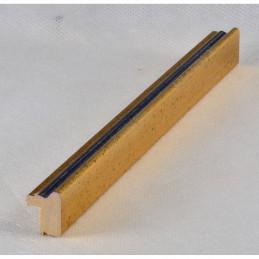 PLA272/136 15x18 - mała złota-granat ramka do zdjęć i obrazków sample
