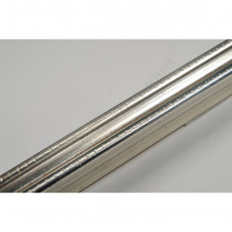 PLA272/AP 15x18 - mała srebrna ramka do zdjęć i obrazków