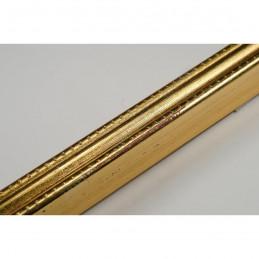 PLA272/OP 15x18 - mała złota ramka do zdjęć i obrazków