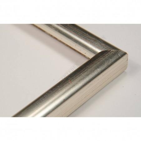 PLA290/AP 13x16 - mała srebrna ramka do zdjęć i obrazków