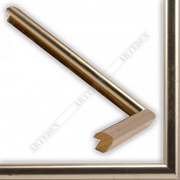 PLA290/AP 13x16 - mała srebrna ramka do zdjęć i obrazków sample