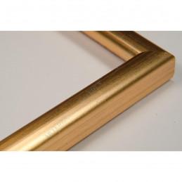 PLA290/OP 13x16 - mała złota ramka do zdjęć i obrazków
