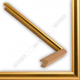 PLA290/OP 13x16 - mała złota ramka do zdjęć i obrazków sample