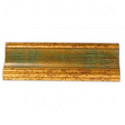 PLA314/0691 70x30 - drewniana new classic zielona blejtram rama do obrazów i luster sample2